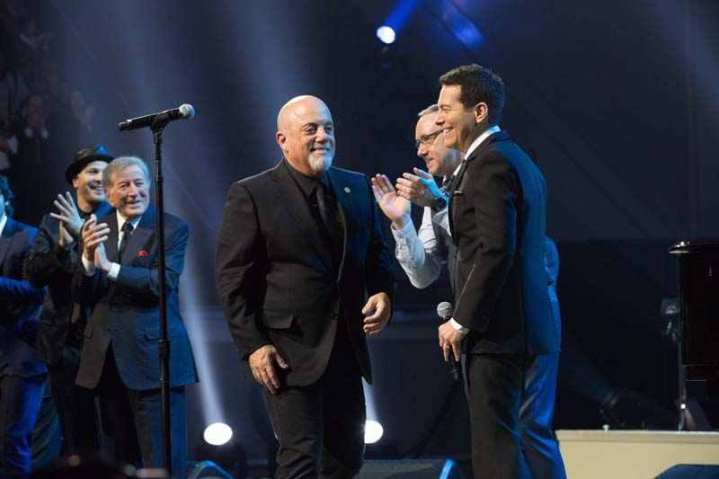 Exclusive Photos: Billy Joel Accepts Library Of Congress Gershwin Prize For Popular Song