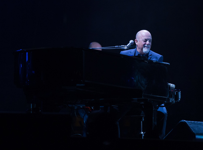 Billy Joel Carrier Dome Syracuse, NY March 20, 2015