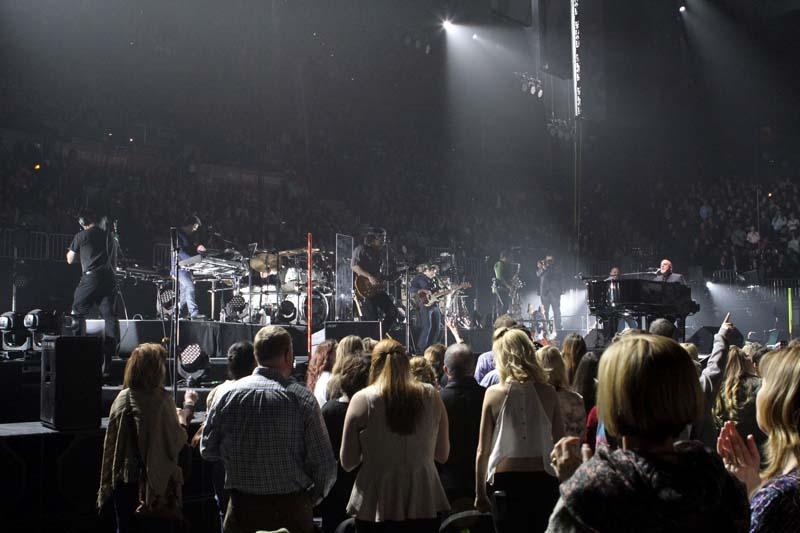 Billy Joel Philips Arena Atlanta, GA February 28, 2015