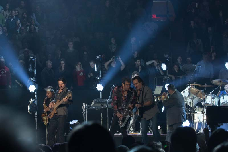 Billy Joel At Madison Square Garden February 18 Exclusive Video
