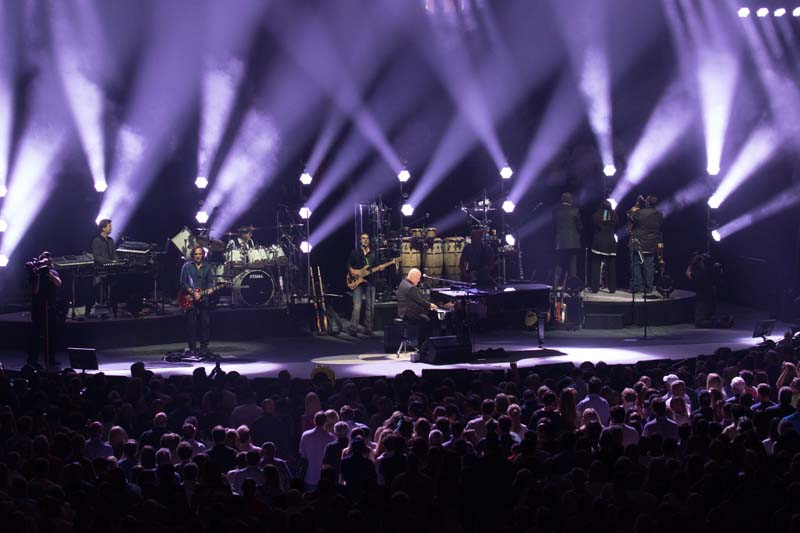 Billy Joel At Madison Square Garden June 20 Exclusive Photos