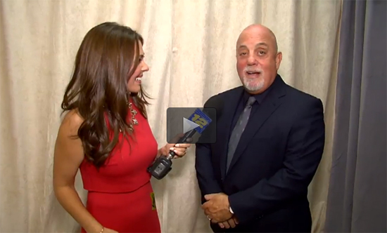 Long Island News 12 Exclusive Interview With Billy Joel At Nassau Coliseum