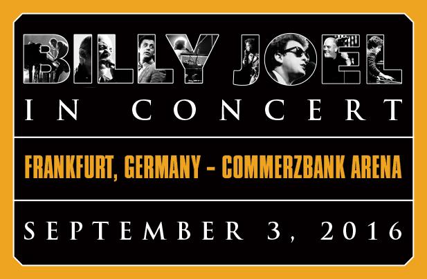 Billy Joel in concert September 3, 2016