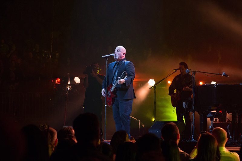 Billy Joel live Madison Square Garden November 19, 2015