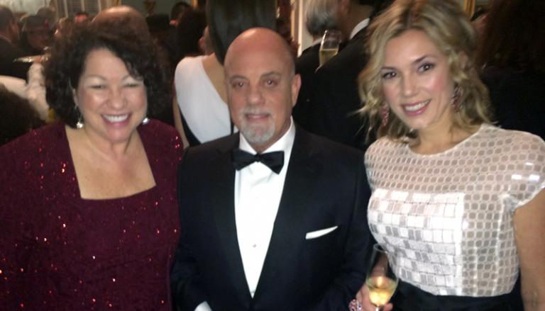 Billy Joel At The 36th Annual Kennedy Center Honors (Photo 8)
