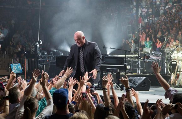 Billy Joel Adds Madison Square Garden Concert March 15, 2016