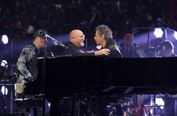 Photos: Billy Joel Pays Tribute To Paris, Performs With Chick Corea At MSG – November 19, 2015