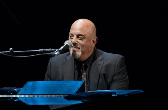 Billy Joel Adds Record-Breaking MSG Concert April 15, 2016
