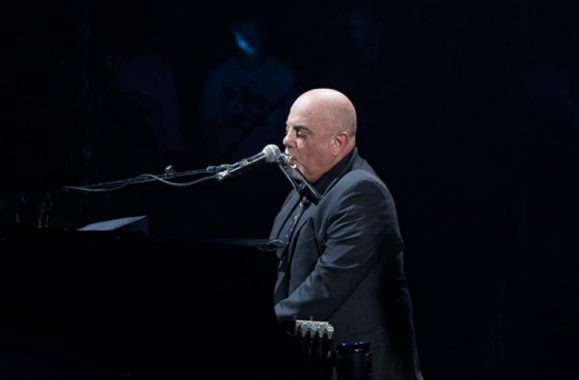 Billy Joel Adds May 27, 2016 MSG Concert Due To Overwhelming Demand