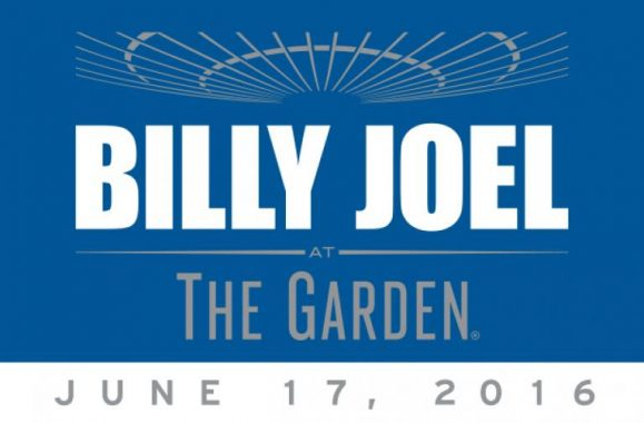 Billy Joel Adds Record-Breaking MSG Concert June 17, 2016