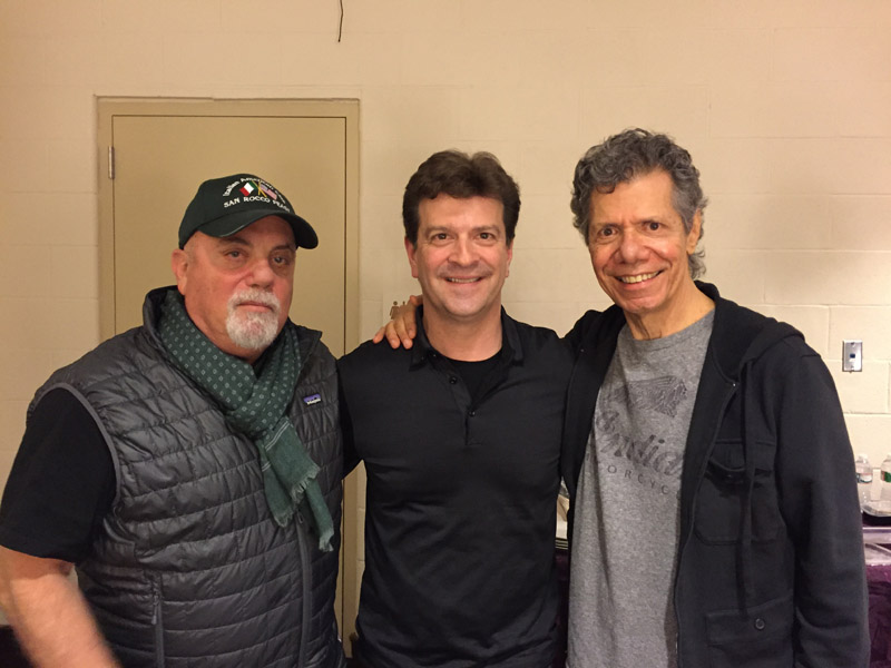 Billy Joel At Madison Square Garden New York, NY – November 19, 2015 (Photo 63)