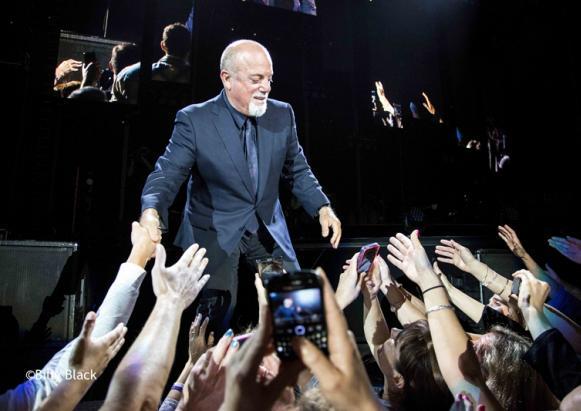 Billy Joel in Boston, MA June 26