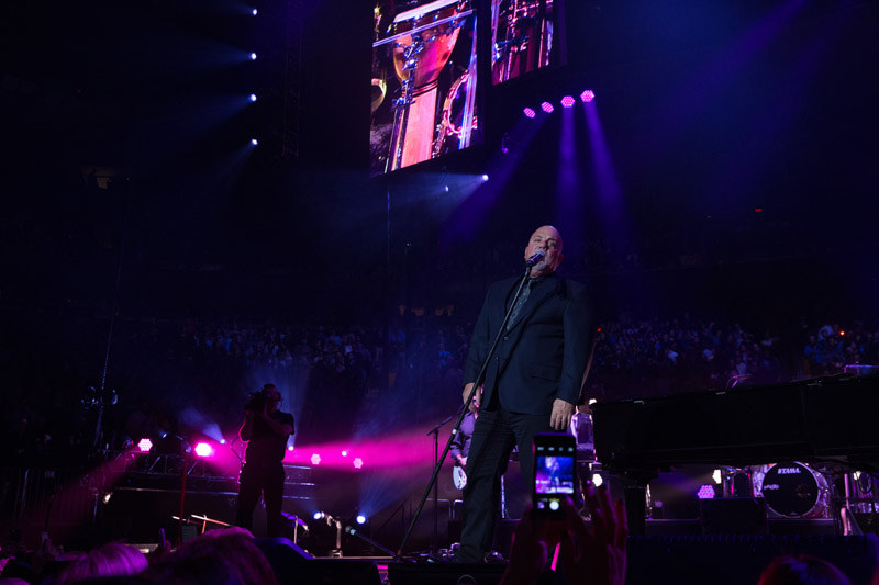 Billy joel at msg january 7 concert recap video photos billy joel official site for Madison square garden concert tonight