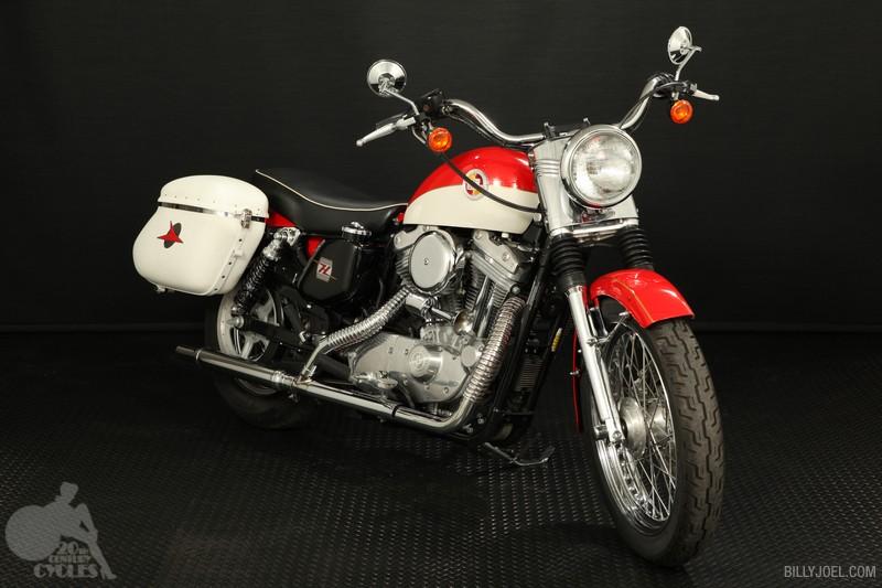 """Harley-Davidson Sportser 883L 2005 """"'57 Sportster"""" (Front)"""