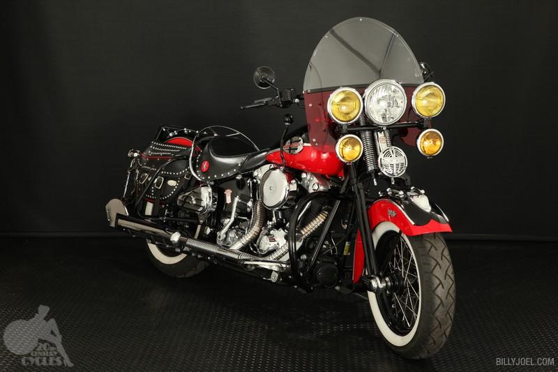 Harley-Davidson Springer Knucklehead 2005 (Front)