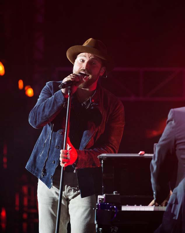 Billy Joel At Fenway Park – June 26, 2014 (Photo 83)