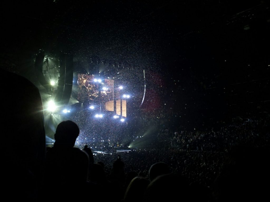 Billy Joel New Year's Eve At Barclays Center