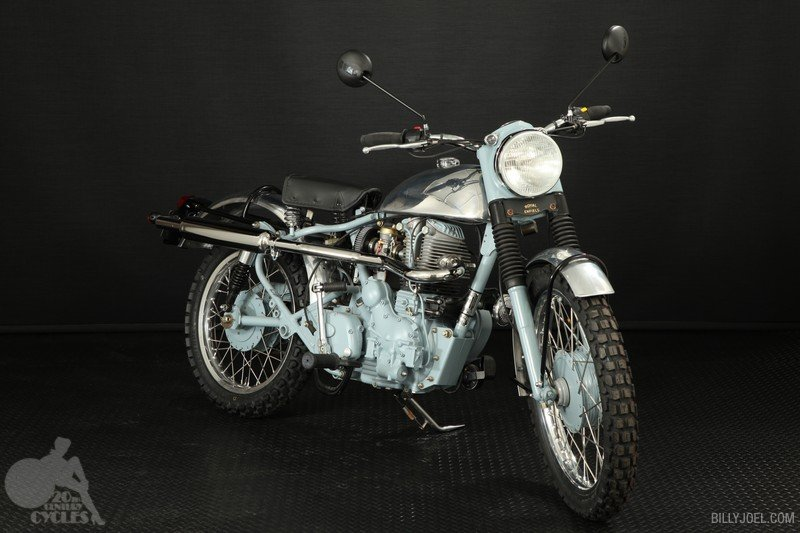 Royal Enfield Scambler 2009 (Front)