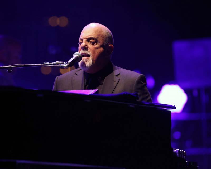 Billy Joel and Band At The Phillips Arena, Atlanta GA 022815