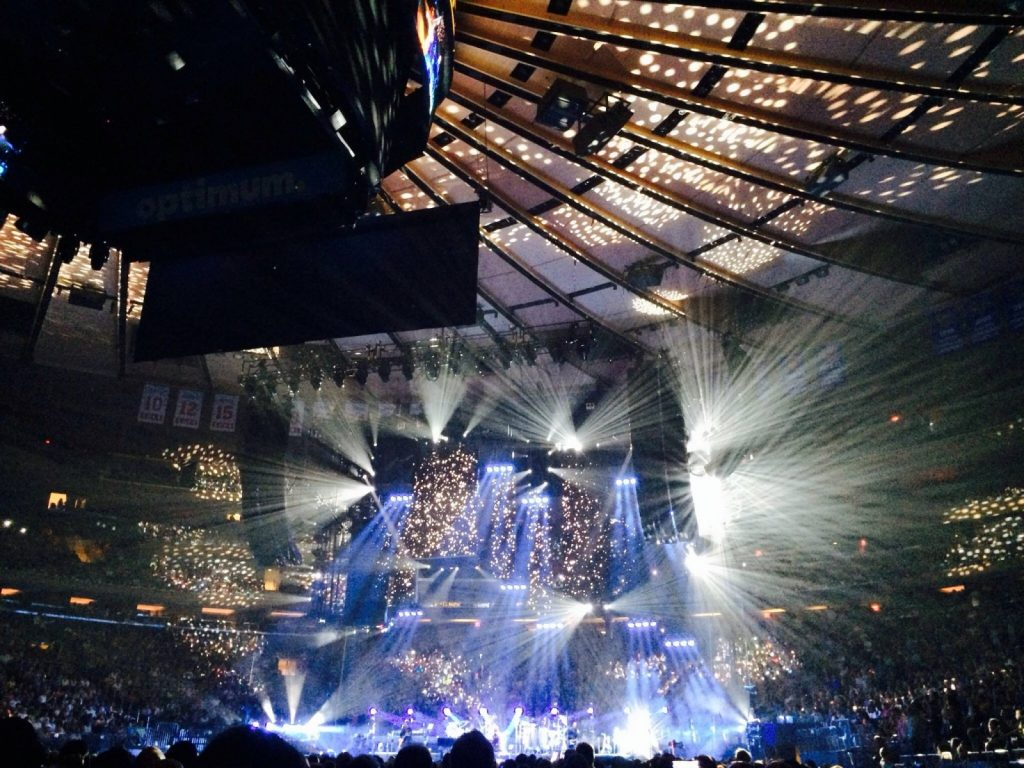 Billy Joel at the Garden 7/2/14