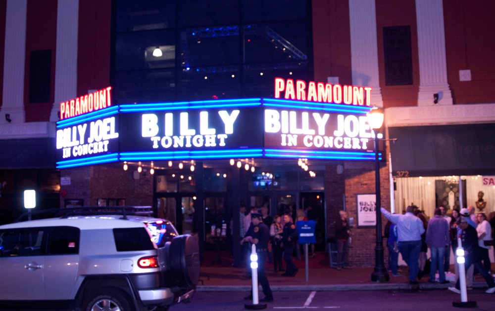 Billy Joel at The Paramount 2013 (Photo 10)