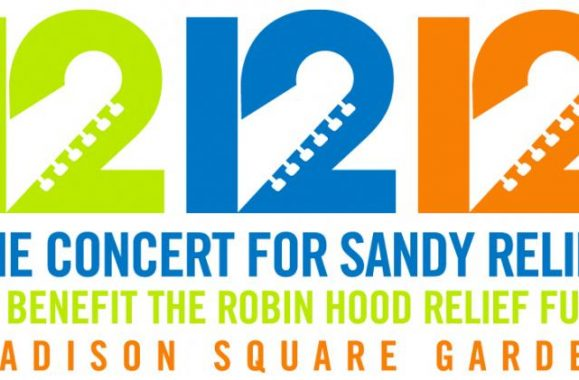 '12-12-12′ Concert For Sandy Relief Tickets On Sale December 3rd!