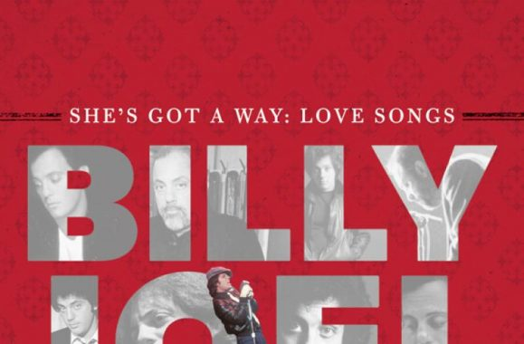 Billy Joel 'She's Got A Way: Love Songs' To Be Released January 22nd