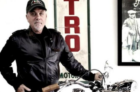 Billy Joel Rides A Custom Yamaha Virago – autoevolution
