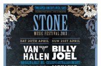 Billy Joel At STONE Music Festival