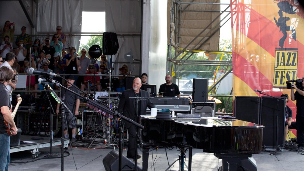 Billy Joel at New Orleans Jazz Fest 2013 (Photo 1)