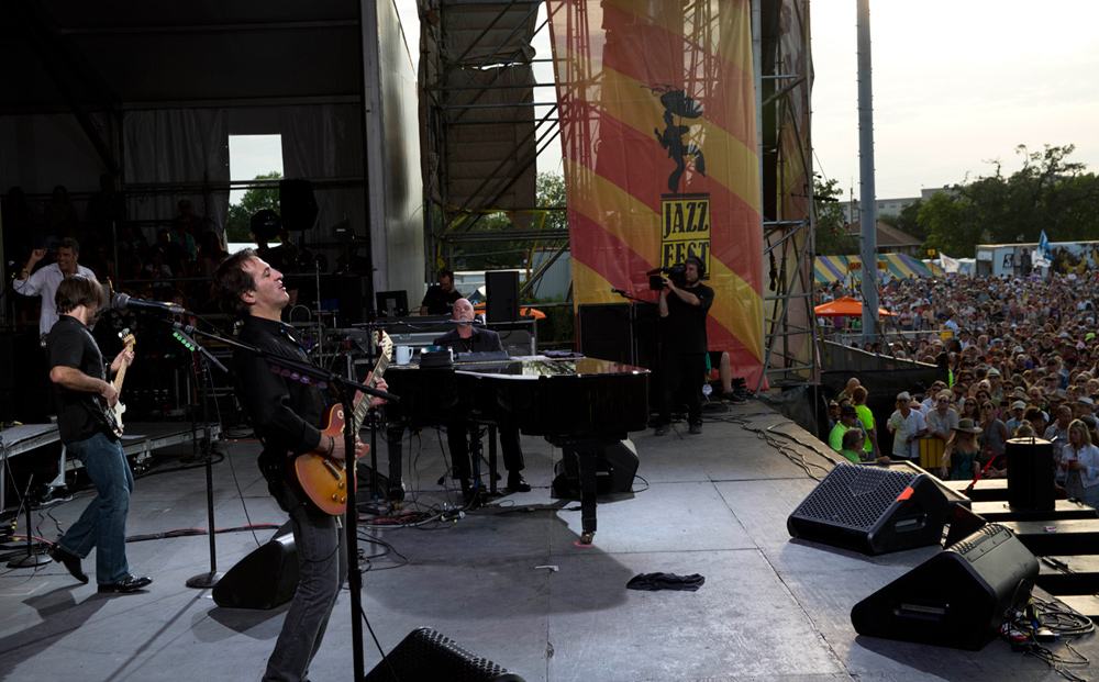 Billy Joel at New Orleans Jazz Fest 2013 (Photo 2)