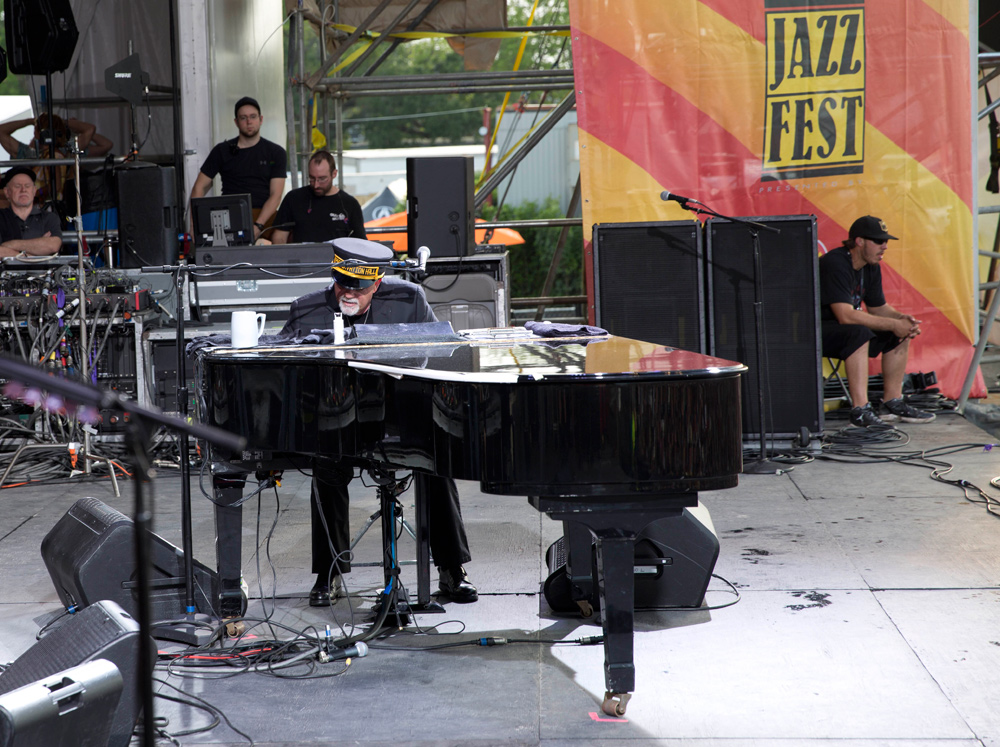 Billy Joel at New Orleans Jazz Fest 2013 (Photo 4)