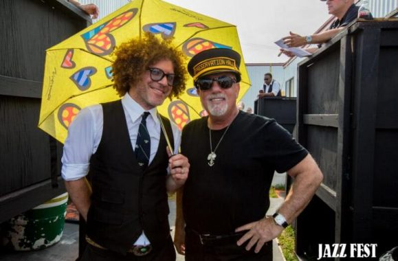 Watch Billy Joel At Jazz Fest On AXS TV May 4th! Exclusive Photos Inside