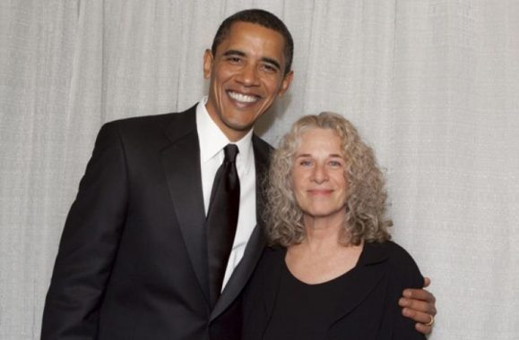Watch Billy Joel Perform Live At The White House TONIGHT In Honor Of Carole King!