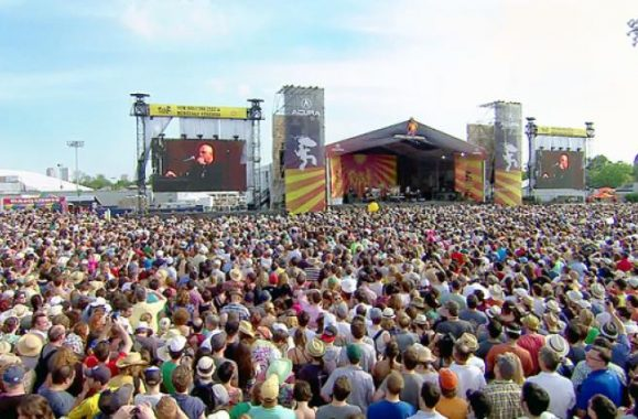 Billy Joel, AXS TV, Jazz Fest Release Musician's Festival Television Performance