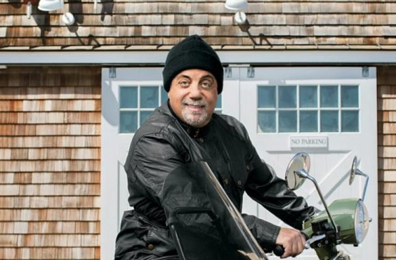 Billy Joel Interviewed By The New York Times Magazine