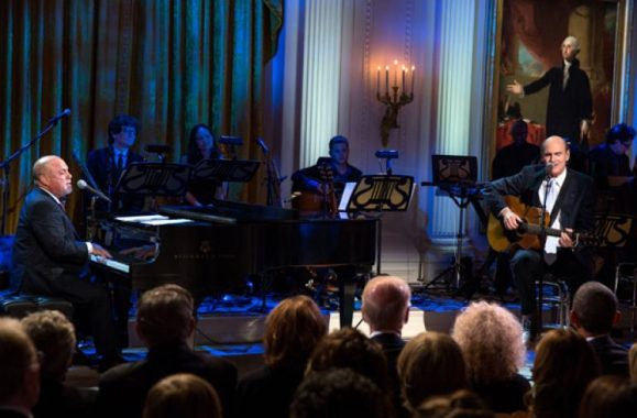 Videos & Photos From White House Concert In Honor Of Carole King