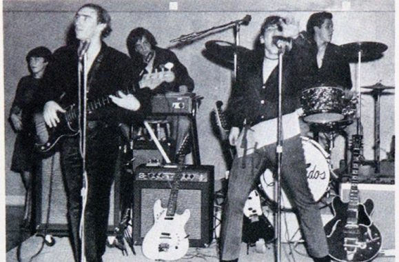 Flashback: Billy Joel's Band 'The Commandos' Plays Hicksville High School