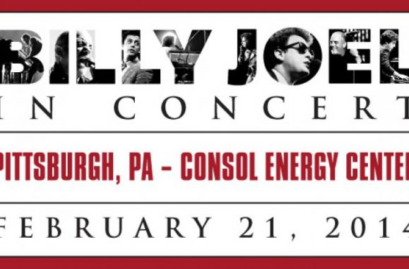 Billy Joel To Play CONSOL Energy Center In Pittsburgh February 21