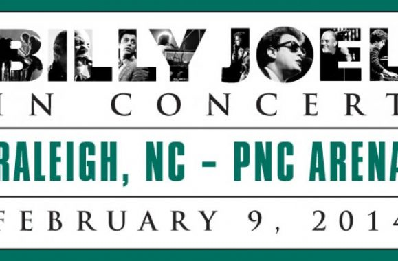 Billy Joel Back At PNC Arena Raleigh February 9
