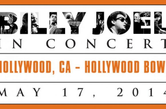 Billy Joel Performing For The First Time Ever At The Hollywood Bowl