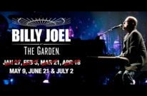 Billy Joel At Madison Square Garden – July 2, 2014