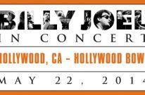 Billy Joel Concert At Hollywood Bowl Hollywood, CA – May 22, 2014
