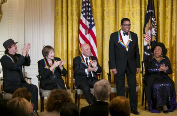 Billy Joel Among Honorees At Kennedy Center Honors Gala – View Photos & Video