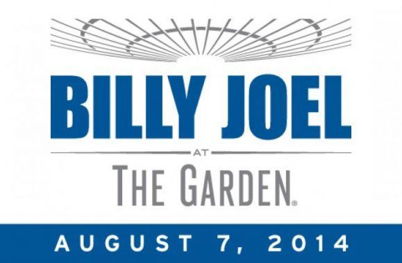 Billy Joel Adds 8th Show At Madison Square Garden August 7, 2014