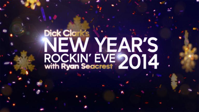 Dick Clark New Year's Rockin' Eve 2014