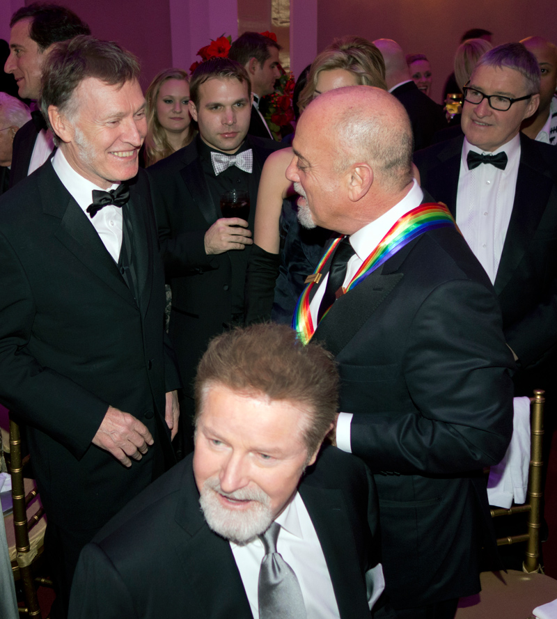 Billy Joel At The 36th Annual Kennedy Center Honors (Photo 2)