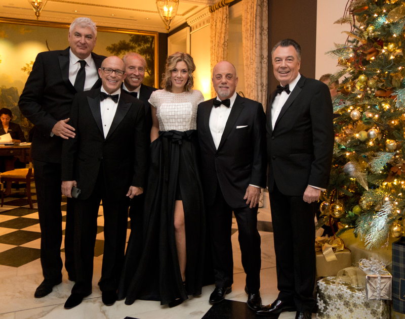 Billy Joel At The 36th Annual Kennedy Center Honors (Photo 5)