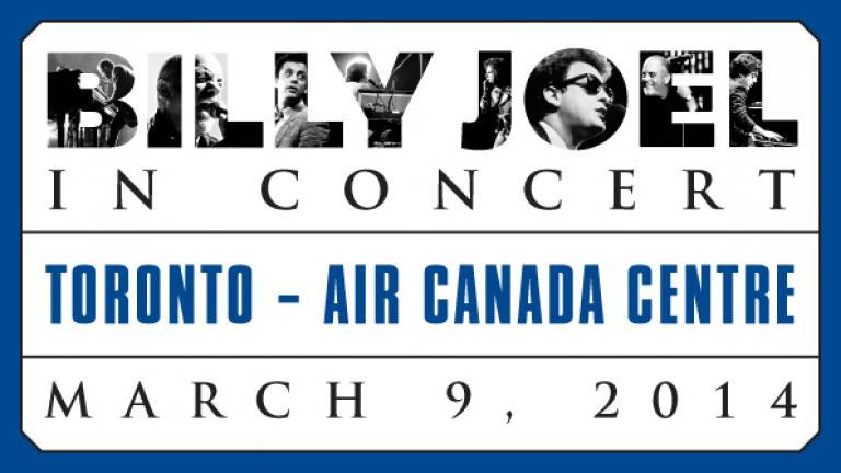 Billy Joel Tour  Canada