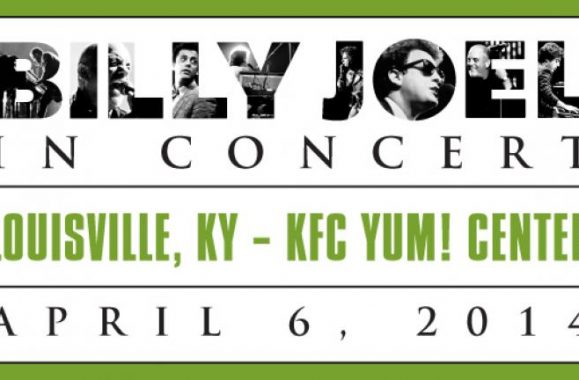 Billy Joel To Play Concert At KFC Yum! Center In Louisville, KY April 6